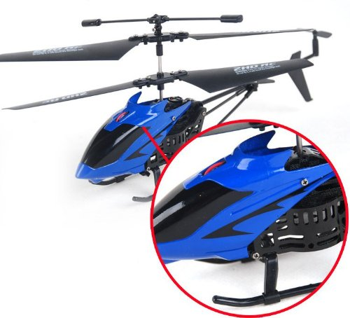 100% Brand new NEW ZHD RC 2 Channel Remote Control Drone Helicopter With Wireless Remote Control